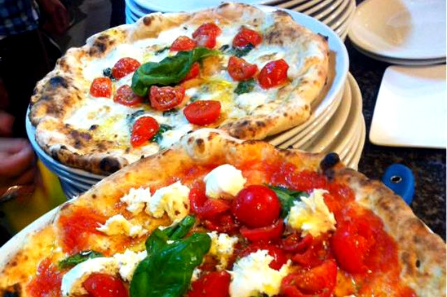 dove mangiare pizza napoletana milano