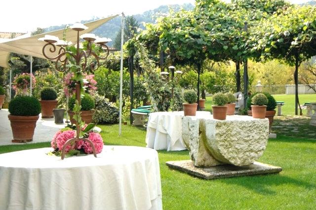 ristoranti veneto giardino
