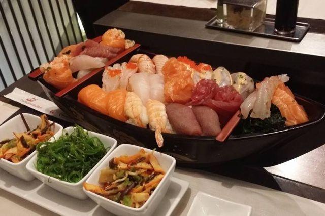 sushi a domicilio roma daruma