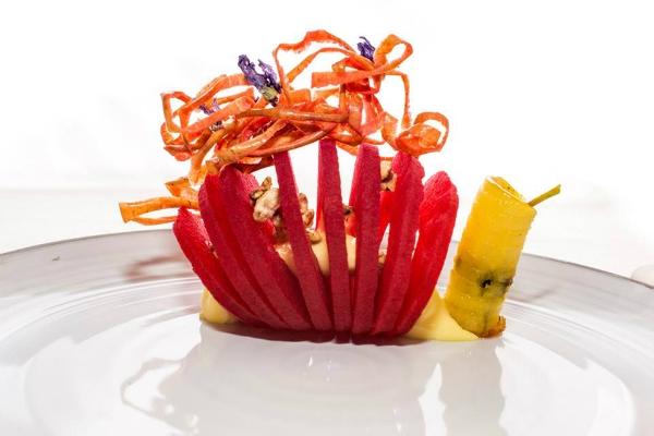 bistrot 64 roma ristorante chef kotaro noda giapponese stella michelin guida michelin 2017 nuovi ristoranti stellati a roma