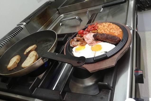 oh my god ristorante inglese padova full english breakfast