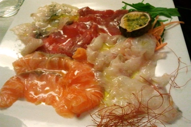 mangiare pesce low cost roma