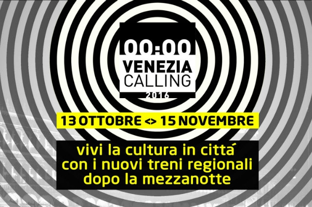 venezia calling locandina