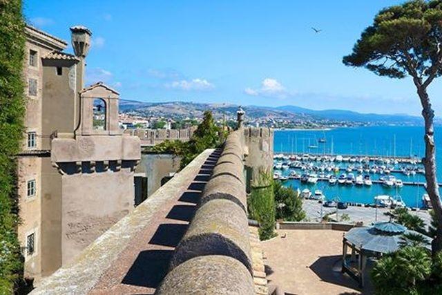 matrimonio al mare castello odescalchi santa marinella