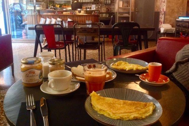 colazione speciale a roma zoc