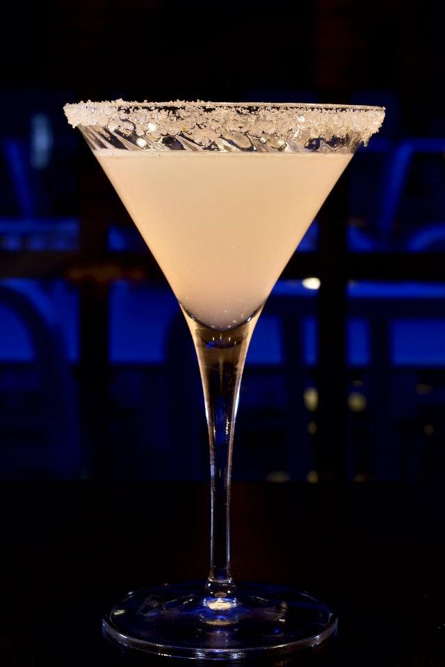 smokerita cocktail