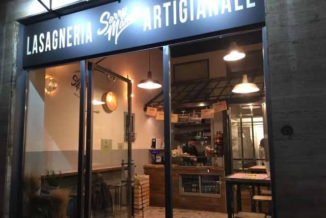 lasagne milano lasagneria artigianale sorrymama street food