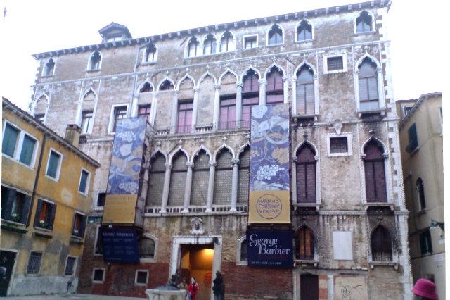 mostra festa della donna palazzo fortuny venezia