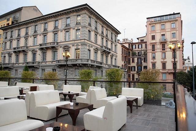 atm bobino aperitivo vista panoramica terrazza milano
