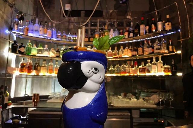 la scimmia cocktail bar alberone roma san giovanni nuove aperture gennaio 2018 mixologia aperitivo autore bartender