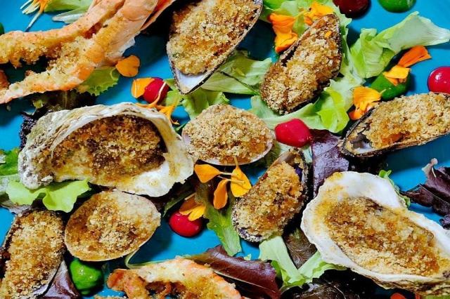 seacook ristorante salentino roma ostiense migliori ristoranti pesce diverso a roma crostacei crudi ricci