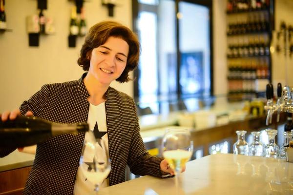 brylla wine bar filosofico cantina sentimenti quartiere trieste tapas sommelier marcella degustazione vino nuove aperture dicembre 2016 roma