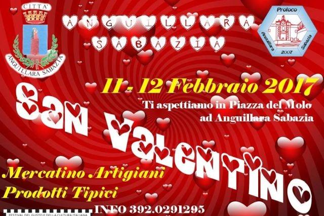 sagre e eventi febbraio lazio san valentino anguillara
