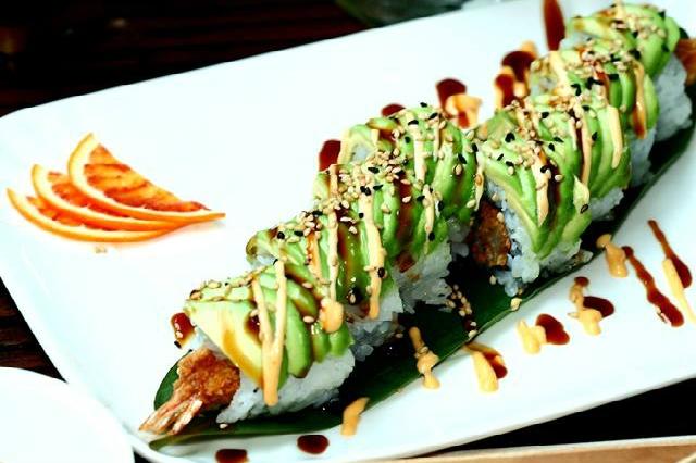 temakinho migliori ristoranti sushi fusion roma
