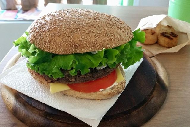 universo vegano fast food brescia