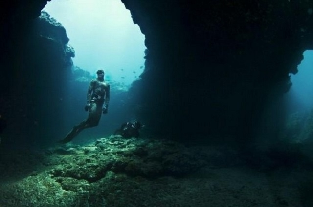 grotte subacquee