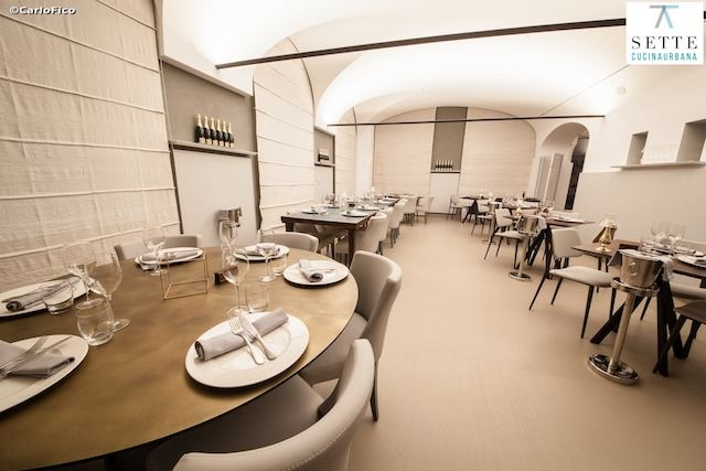 sette cucina urbana milano