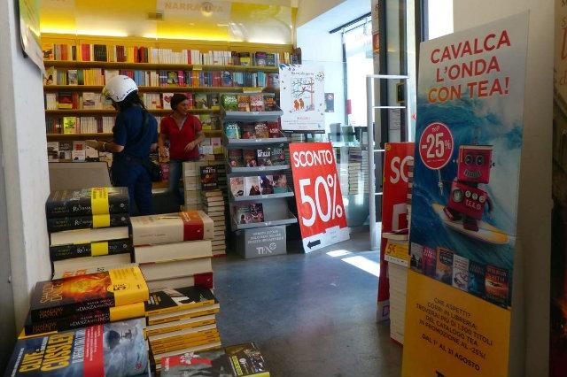 libreria mondadori verona