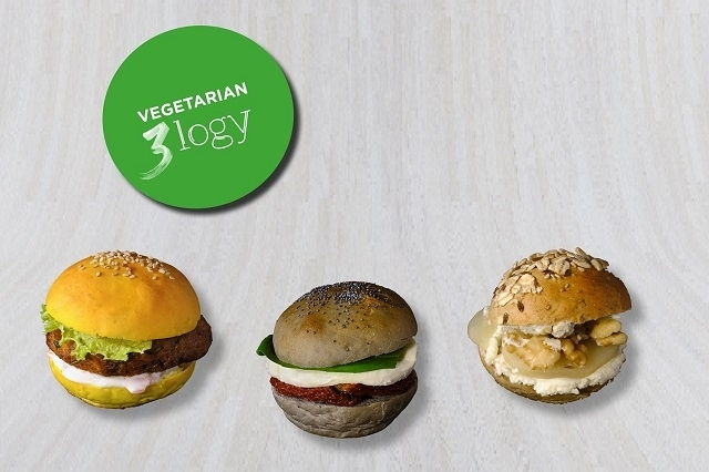 luporiccio, burger vegetariani vegani