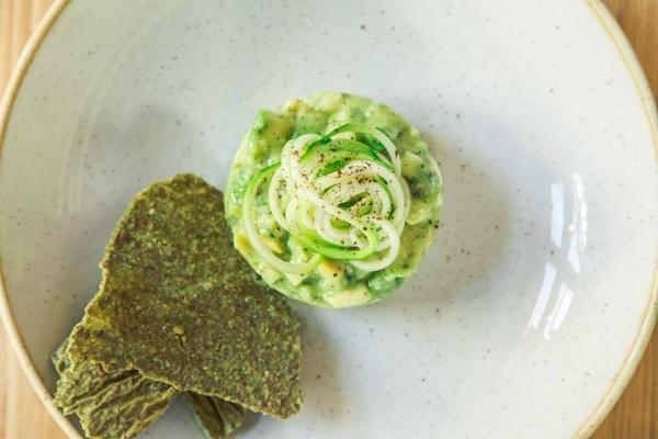 solo crudo ristorante crudista tartare avocado zucchine roma vegano ti consiglio 5 tartare imperdibili roma
