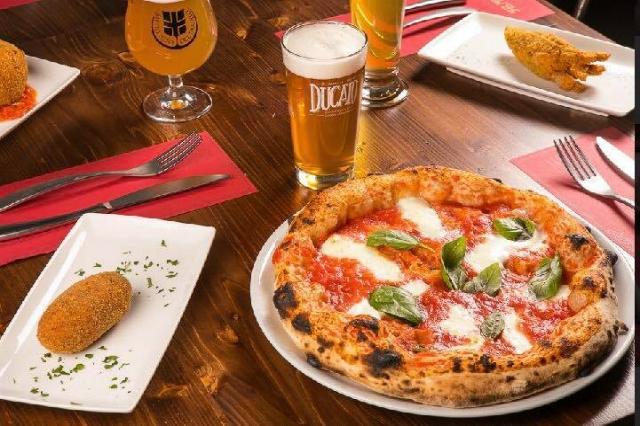 sbanco roma pizzeria gourmet stefano callegari pizza e birra a roma artigianale cena fuori