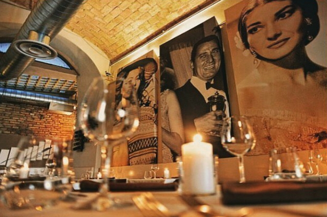 il fellini ristorante migliori ristoranti via veneto roma
