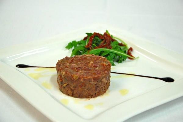 xbacchus tartare carne prati vincenzo viola taglio coltello ti consiglio 5 tartare imperdibili roma