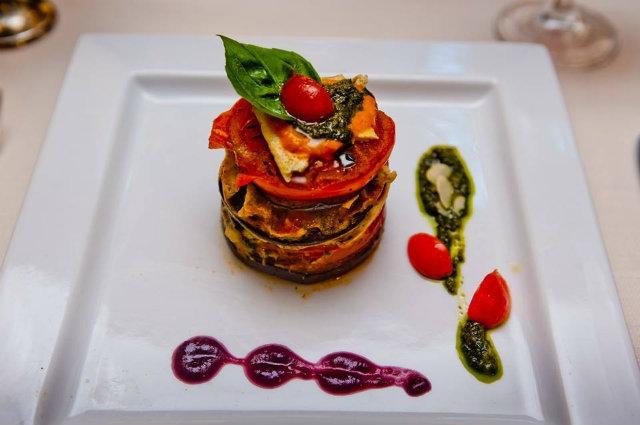 piatti vegetariani veneto