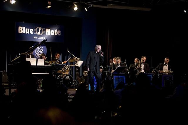 blue note musica live milano