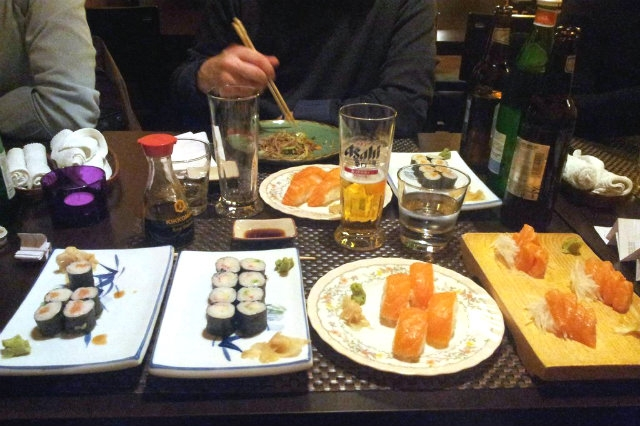 sushi domicilio veneto