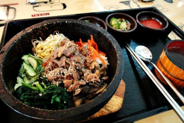 25 ristoranti etnici da provare a milano for Cucina coreana