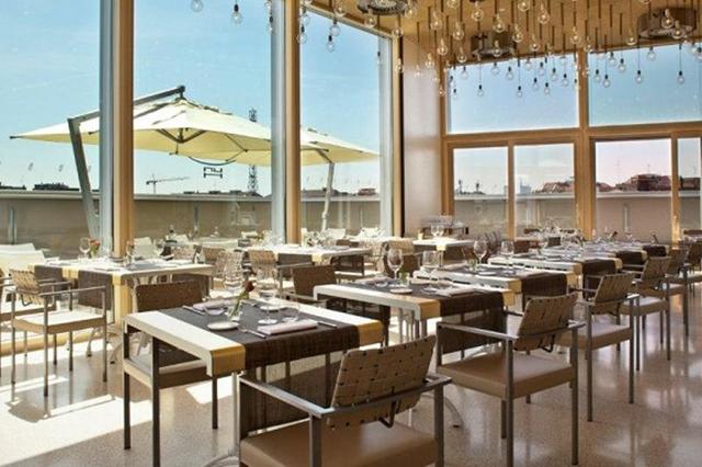nu italian restaurant milano ristorante vista panoramica garden roof