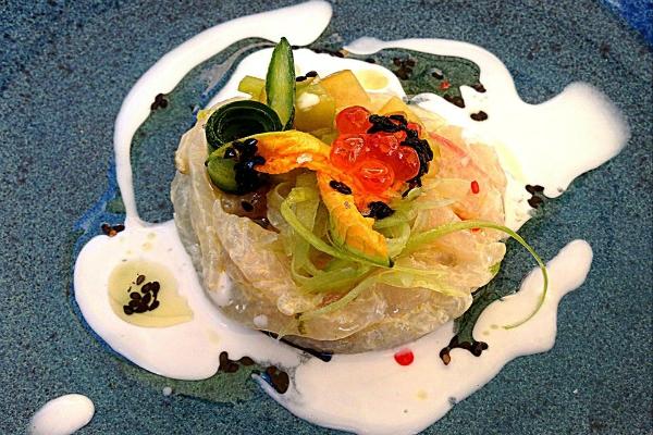 osteria dell'orologio fiumicino pesce valadier gourmet marco claroni chef classifica 10 locali preferiti dai foodies romani
