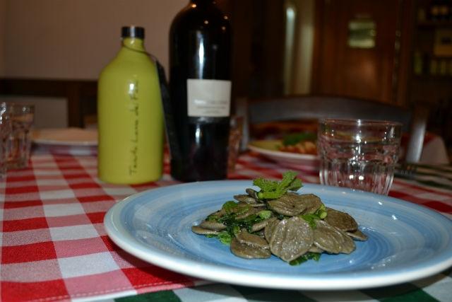 strascinato di grano arso osteria vinalia canosa di puglia piatto tipico pugliese