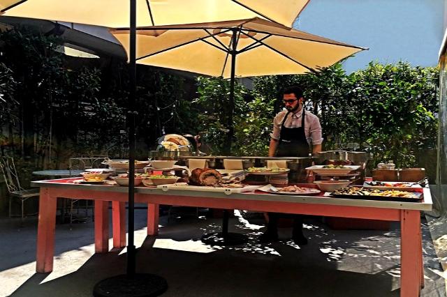pasticcio ristorante roma terrazza brunch italiano migliori brunch estate roma 2017