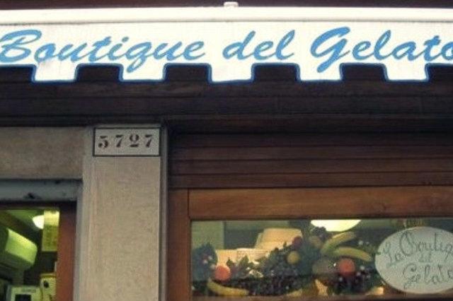 la boutique del gelato venezia