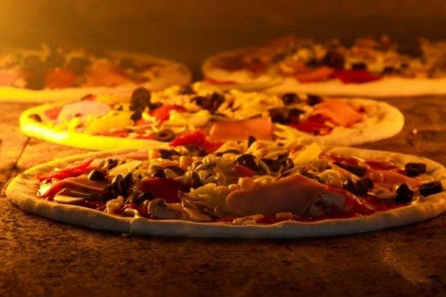 pizza la kamut lecce