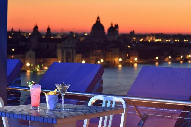 aperitivo rooftop venezia