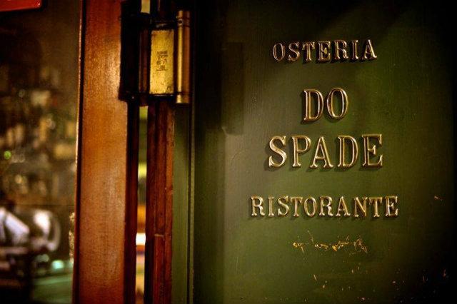 osteria do spade i ristoranti nelle piccole calli