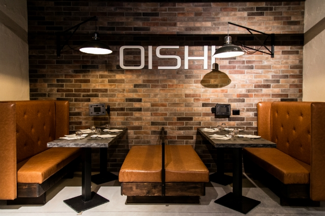 intervista team angelica he oishi ristorante cinese giapponese all you can eat sushi ostiense interno 2