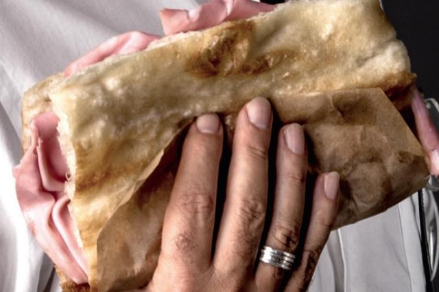 pizza e mortazza pizza bianca mortadella roma street food migliore merenda pranzo cena chiosco ambulante