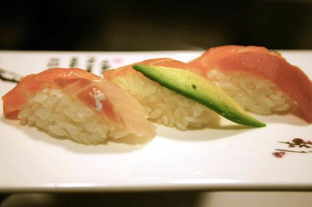 i miei 5 sushi preferiti a roma