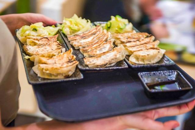 leo's gyoza ristorante giapponese nuove aperture inverno 2019 rom ostiense