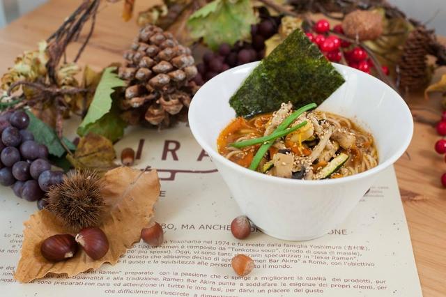 akira ramen bar intervista akira seconda piatti stagionali giapponesi cucina tradizionale ramen