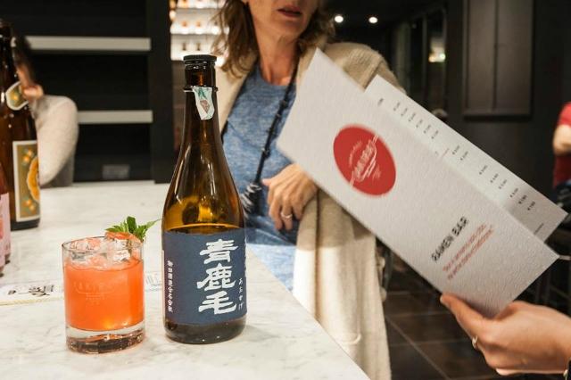 akira ramen bar flaminio cocktail bar sakè pairing cibo giapponese abbinamenti aperitivo
