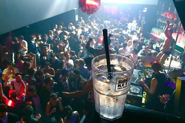 rocket milano discoteca club
