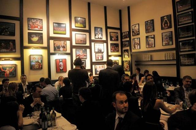 giannino ristoranti modelle milan