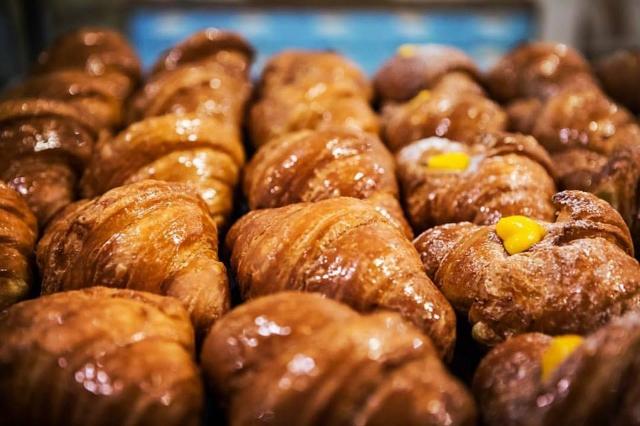 la portineria pasticceria bar colazione a roma migliori colazioni cornetti crema piazza fiume