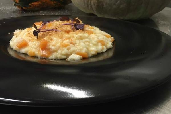 le tre zucche osteria bistrot portuense cucina tradizionale romanesca cantina zucca cena fuori al portuense roma