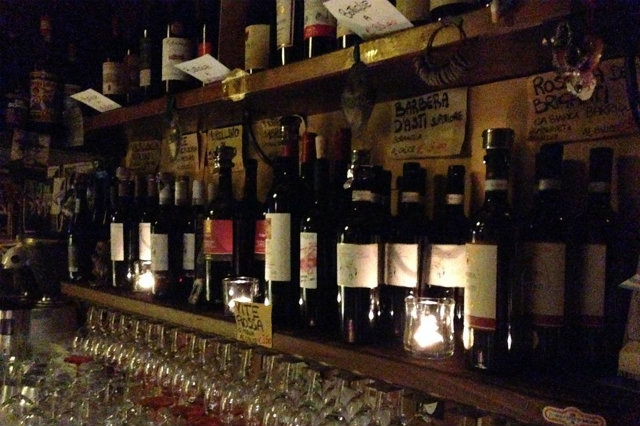 wine bar veneto